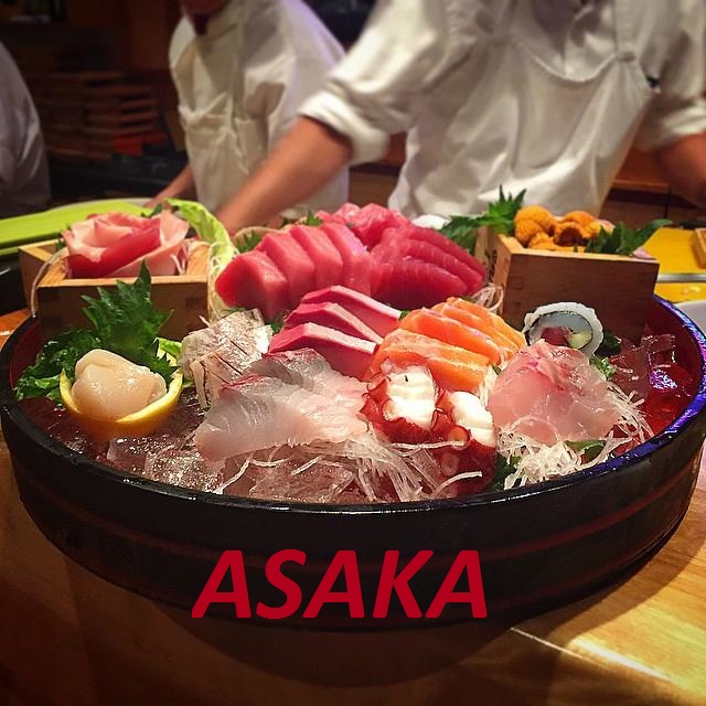 Asaka japanese restaurant for Asaka authentic japanese cuisine asheville nc